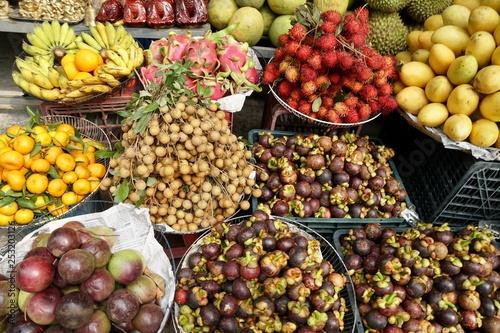 ベトナムのフルーツ