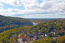 A View On Harpers Ferry Histor...