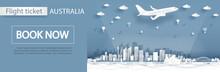1. AUSTRALIA FLIGHT