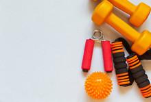 Bright Orange Equipment For Ph...