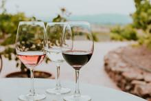 3 Glasses Of Wine
