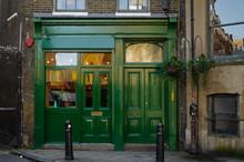 Green Shopfront