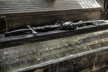 Sword In Glasgow Cathedral, Scotland