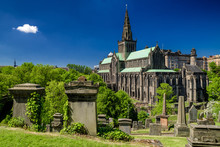 Glasgow Necropolis And Cathedr...