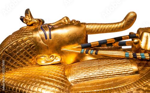 Obraz na plátně Tutankhamun's sarcophagus