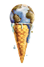 Ice Cream World - Concept Of C...