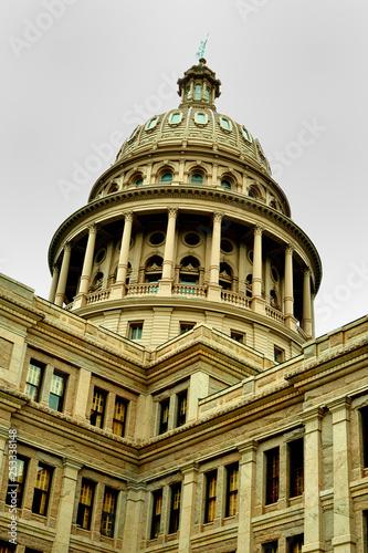 Fotografie, Obraz  Texas State Capitol