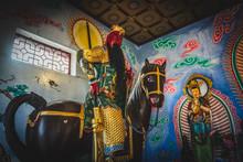 Honk Kong, November 2018 - Ten Thousand Buddhas Monastery (Man Fat Sze)