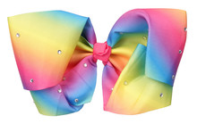 Colorful Crazy Bow Tie Or Hair...