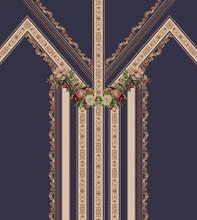 Geometric Baroque Design