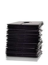 Large Stack Of 5.25 Floppy Discs