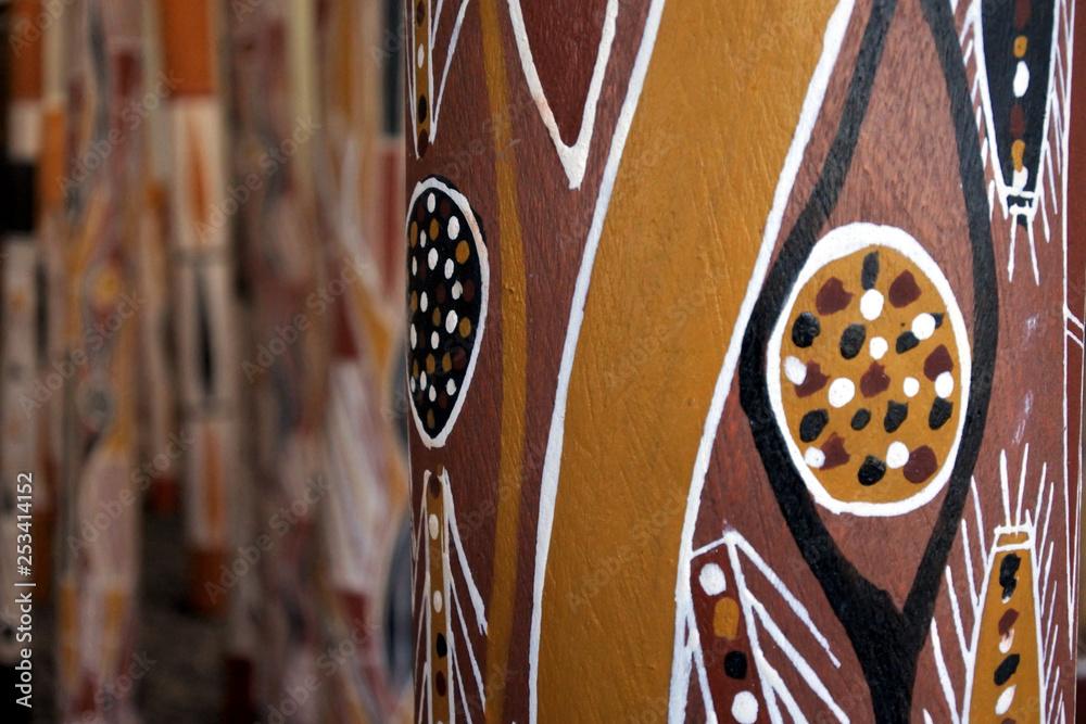 Fototapety, obrazy: Indigenous Australian art