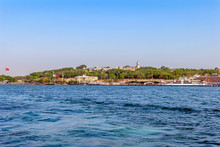 Istanbul, Turkey, 17 May 2015: Topkapi Palace, Sarayburnu