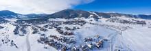 Keystone Colorado Winter Snowy...