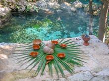Purification Ritual Setup