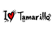 Tamarillo Fruit Love Message