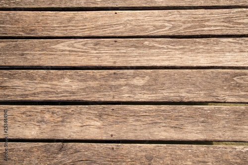 Valokuva  weathered wood texture horizontally