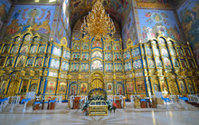Iconostasis At Assumption Cath...