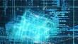 Digital code network rendering