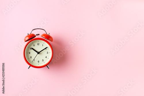 Obraz Retro Alarm Clock - fototapety do salonu