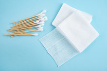 Medical Products, Absorbent Cotton Swabs And Gauze