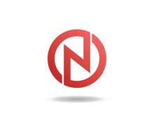 N Letter Vector Logo Design