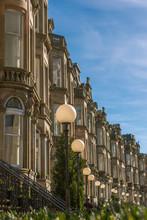 Victorian Terrace In The Queen...