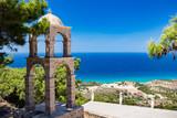 Monastery of Agios Ioannis Thymianos at Kos island, Greece