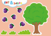 Cut And Paste Activities For Kindergarten, Preschool Cutting And Pasting Worksheets