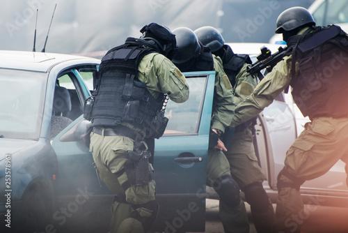 Photo  Arrest.