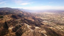 Aerial Shot: Flying Over The H...