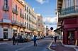 Stadtzentrum von Saint Raphael, Frankreich