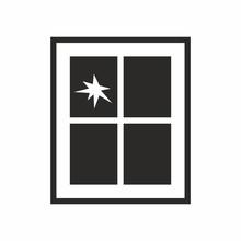 Broken Window Icon