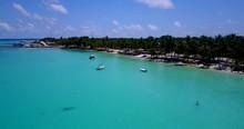 Maldives Boats Floating On Inc...