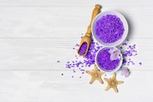 Flavored Purple Sea Salt Cryst...