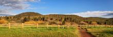 Susanville Ranch Park Panorama