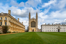 The Famous King's College In C...