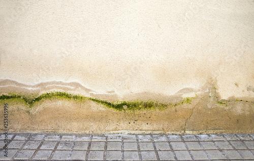 Fotografie, Obraz  water damage