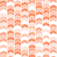 Chevron Hand Drawn Seamless Ve...