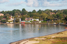 Poole Harbour, Dorset, In The ...