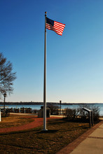 Flying Flag At Concord Point L...