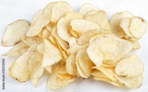 Fotografia, Obraz  many of potato chips