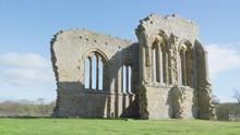 Egglestone Abbey Castle Ruins ...