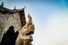 A Temple, Chaing Mai, Thailand