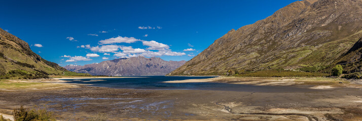 Panoramic photos of Lake Ha...