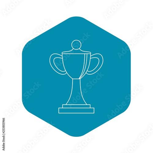 Fotografía  Championship cup icon
