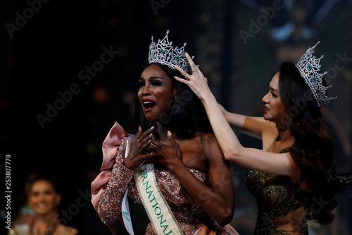 Miss International Queen 2019 transgender beauty pageant in
