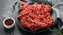 Fresh Raw Mince, Minced Beef, ...
