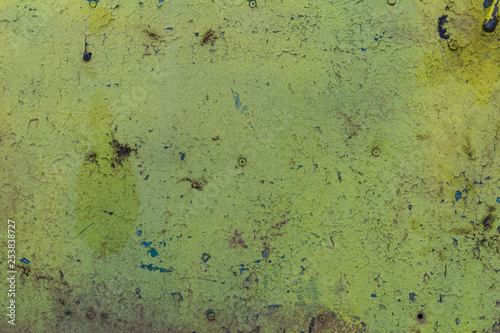 Fotografie, Obraz  Distressed Paint Texture for your design
