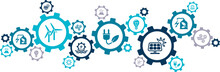 Renewable Energy Icon Concept ...